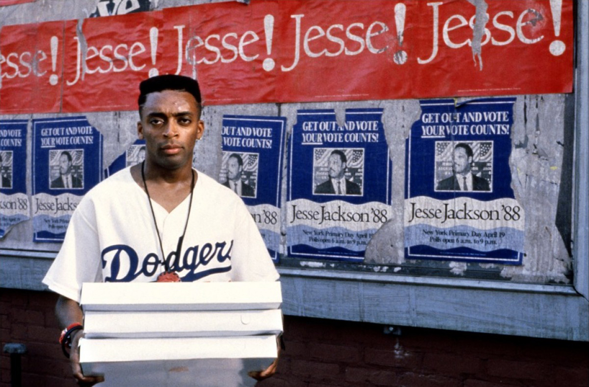 do the right thing a narrativ of racial tensions in a black neighborhood of brooklyn Do the right thing movie reviews racial tensions smolder before we watch an urban new york neighborhood during a heat-wave racial tensions smolder before.