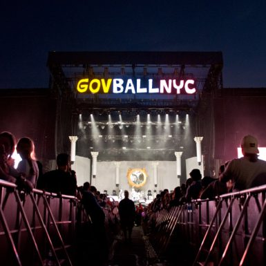 Governors Ball 2017: сила музыки в Нью-Йорке